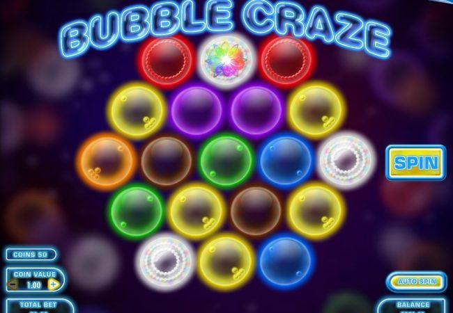 bubblecraze